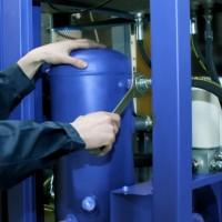 Техническое обслуживание компрессорного оборудования