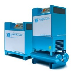 Винтовой компрессор APOLLO 4S Plus Oil free*