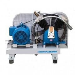 Поршневой компрессор высокого давления BOOSTER 2-42-55