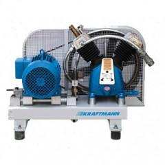 Поршневой компрессор высокого давления BOOSTER 2-42-70