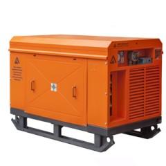 Шахтный винтовой компрессор ЗИФ-ШВ 8,2/0,7 Т (660; 380 В, на салазках)