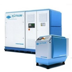 Винтовой маслозаполненный компрессор ALTAIR 32/ Plus*/ Oil free**