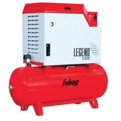 Винтовой компрессор (на ресивере 270 литров) LEGEND 11-270 S