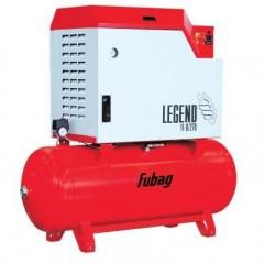 Винтовой компрессор (200 литров + осушитель) LEGEND 5.5-200 E