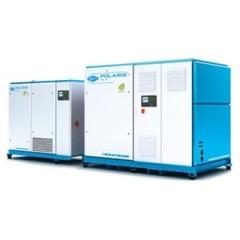 Винтовой компрессор (водяное охлаждение) POLARIS Х 110 W