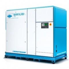 Винтовой маслозаполненный компрессор SIRIUS 18/Plus*/Oil free*