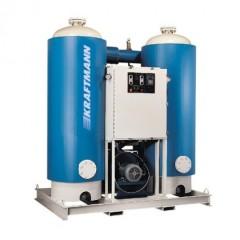 Адсорбционный осушитель сжатого воздуха горячей регенерации KBP 1300